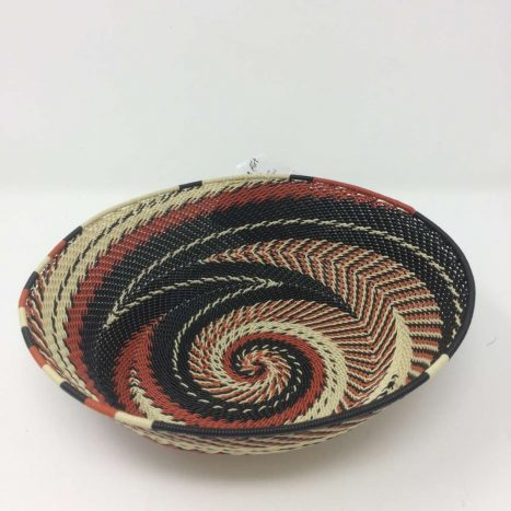 Telephone Wire Basket Terracotta