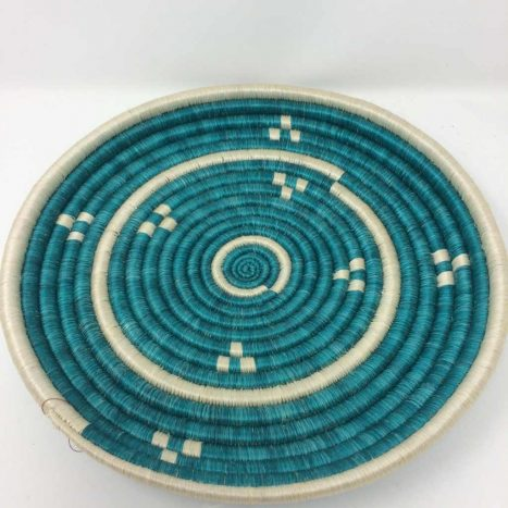 Rwandan Baskets – Platter 3