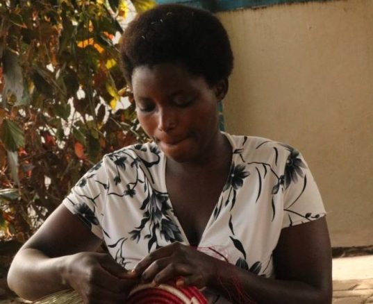 Weavers of Hope – Meet Uwera