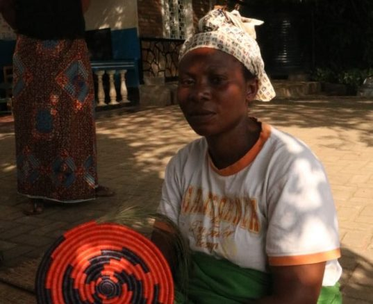 Weavers of Hope – Meet Vestine