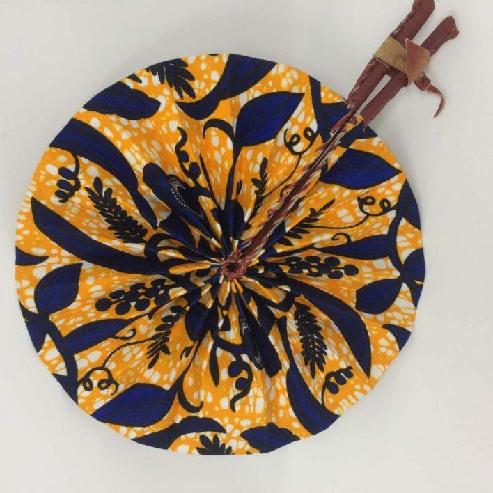 African Kente Fan 2