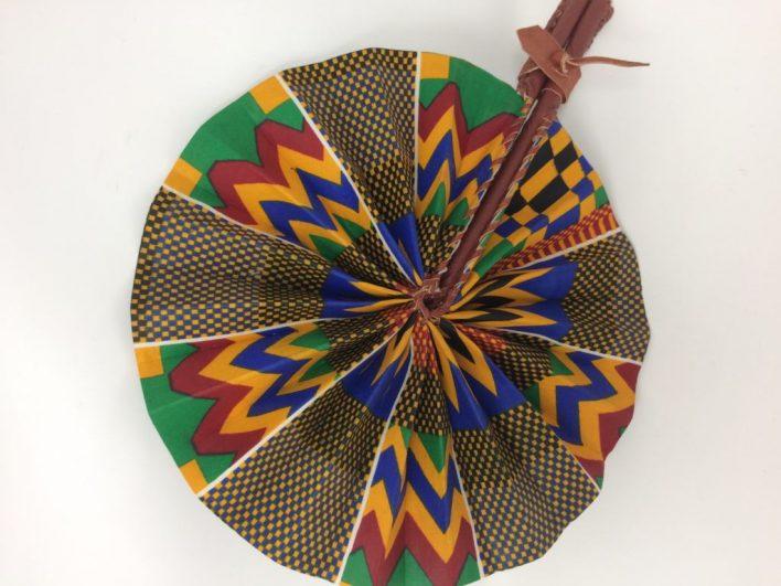 African Kente Fan 10