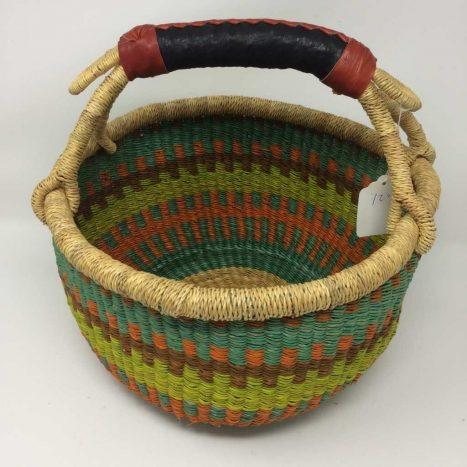 Medium Bolga Basket 12p