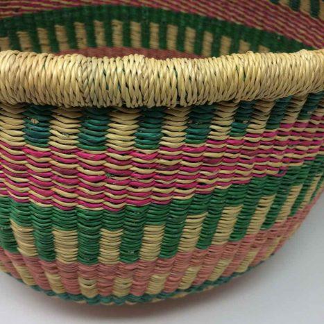 Large Bolga Basket 15r
