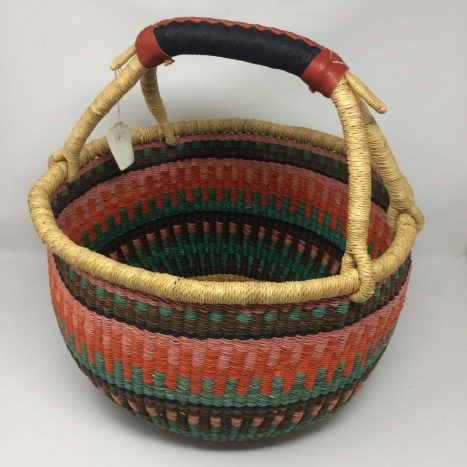 Large Bolga Basket 14f
