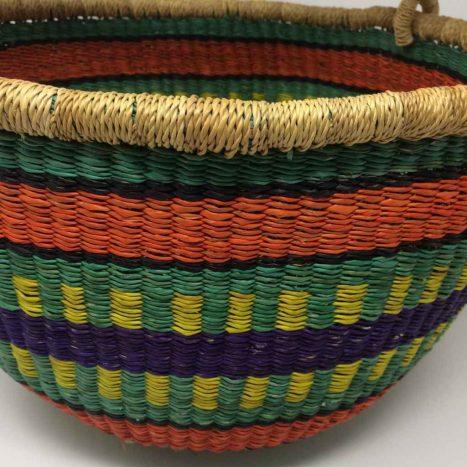 Large Bolga Basket 14d