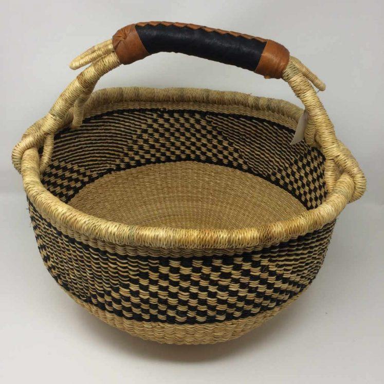 Large Bolga Basket 14a