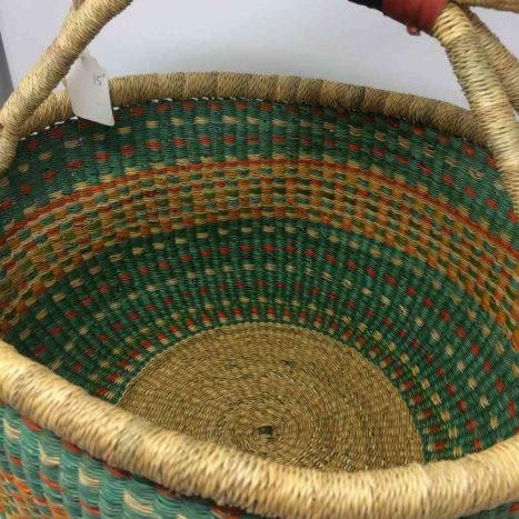 Large Bolga Basket 15n