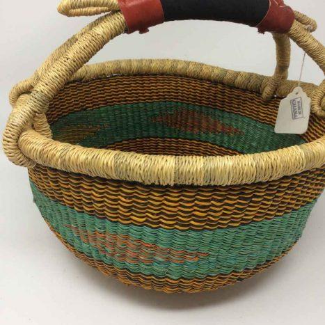 Medium Bolga Basket 12n