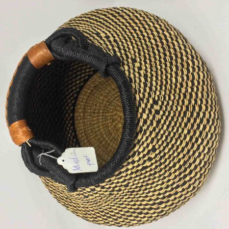 Medium Pot Bolga Basket (PBM2)