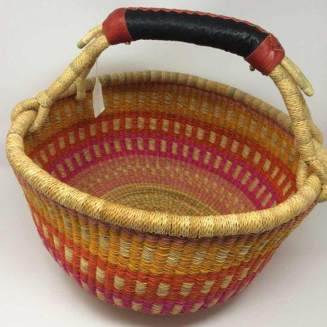 Large Bolga Basket 15k