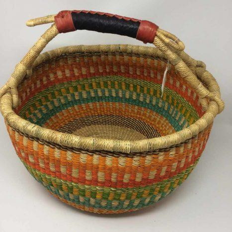 Large Bolga Basket 15j