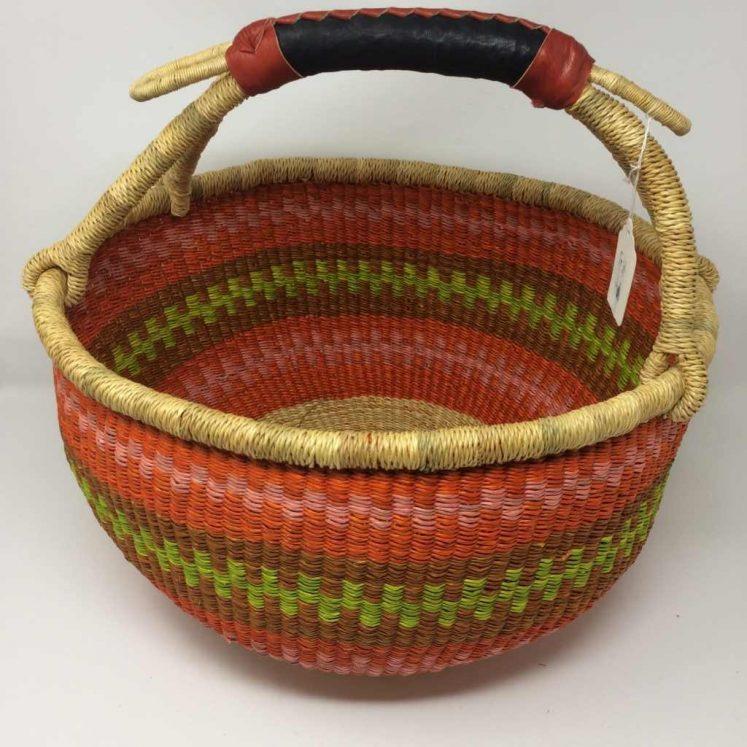 Large Bolga Basket 15h