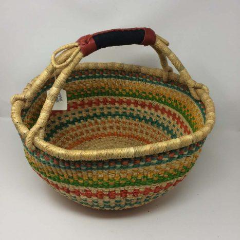 Large Bolga Basket 15a