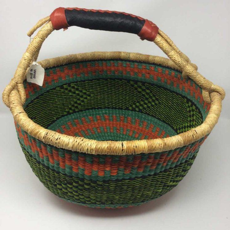 Large Bolga Basket 15f