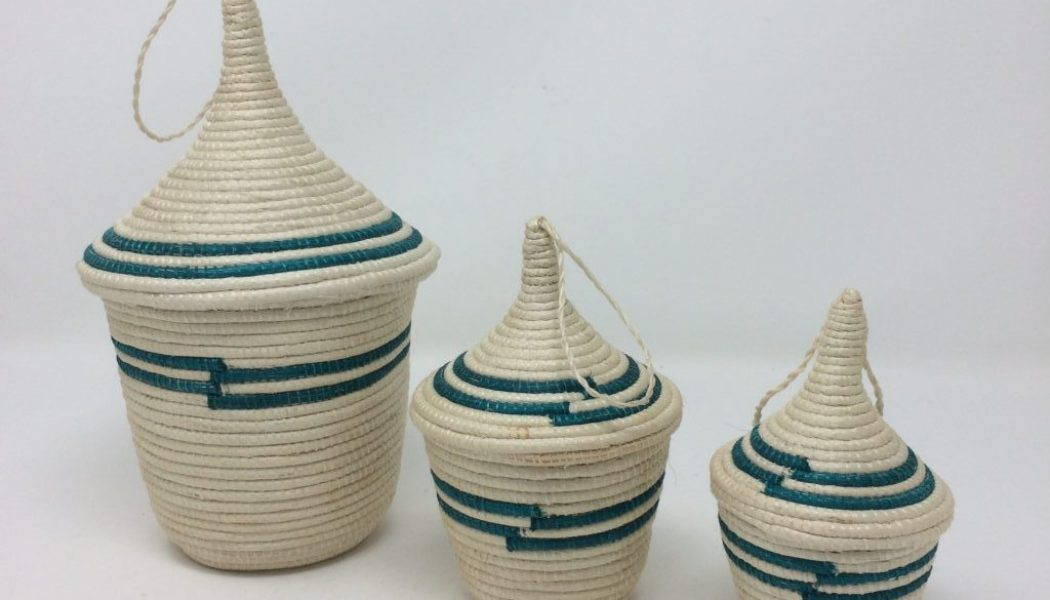 Agasake Peace Baskets from Rwanda