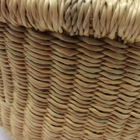 "Small Bolga Basket 8"" (8-12)"