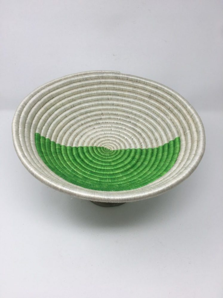 Rwandan Baskets – Bowl Donata 1