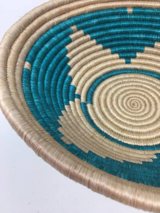 Rwandan Baskets – Bowl Donata 3