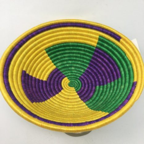 Rwandan Baskets – Bowl Donata 2