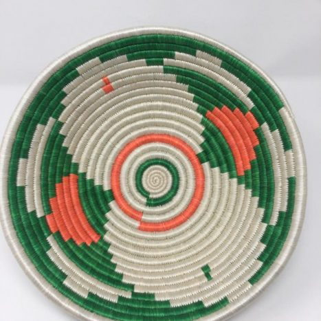 Rwandan Baskets – Bowl Donata 4