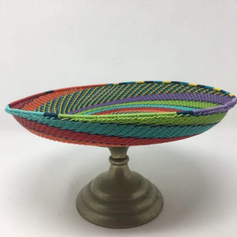 Telephone Wire Platter Rainbow Brights 1