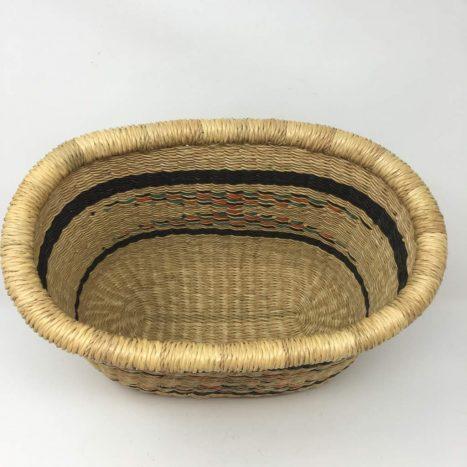 Handwoven Bicycle Basket 2