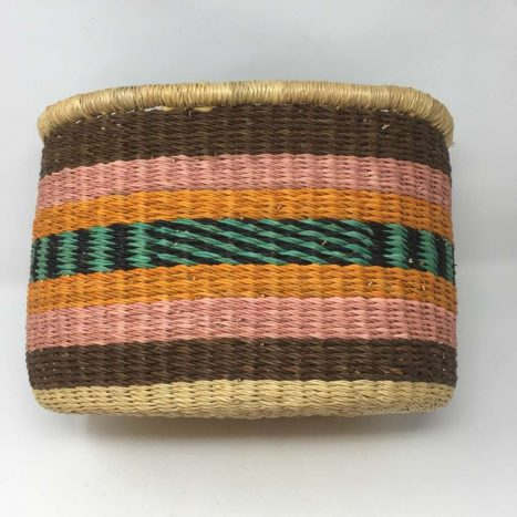 Handwoven Bicycle Basket 4