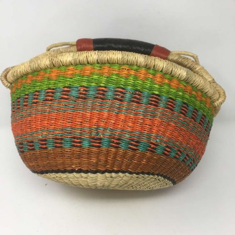 Medium Bolga Basket 105