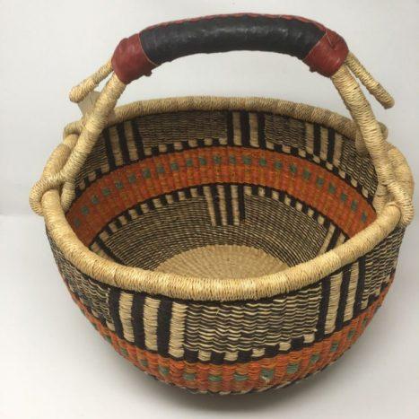 Large Bolga Basket 81
