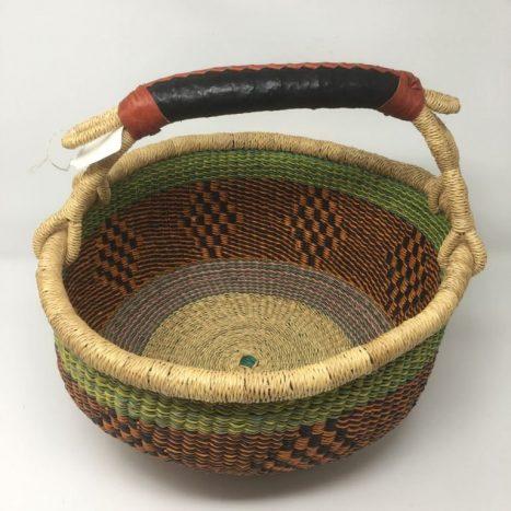 Large Bolga Basket 97