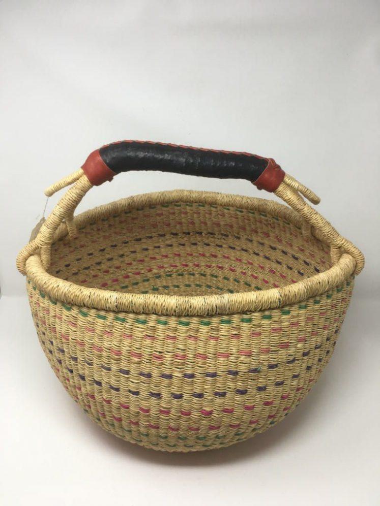 Large Bolga Basket 92