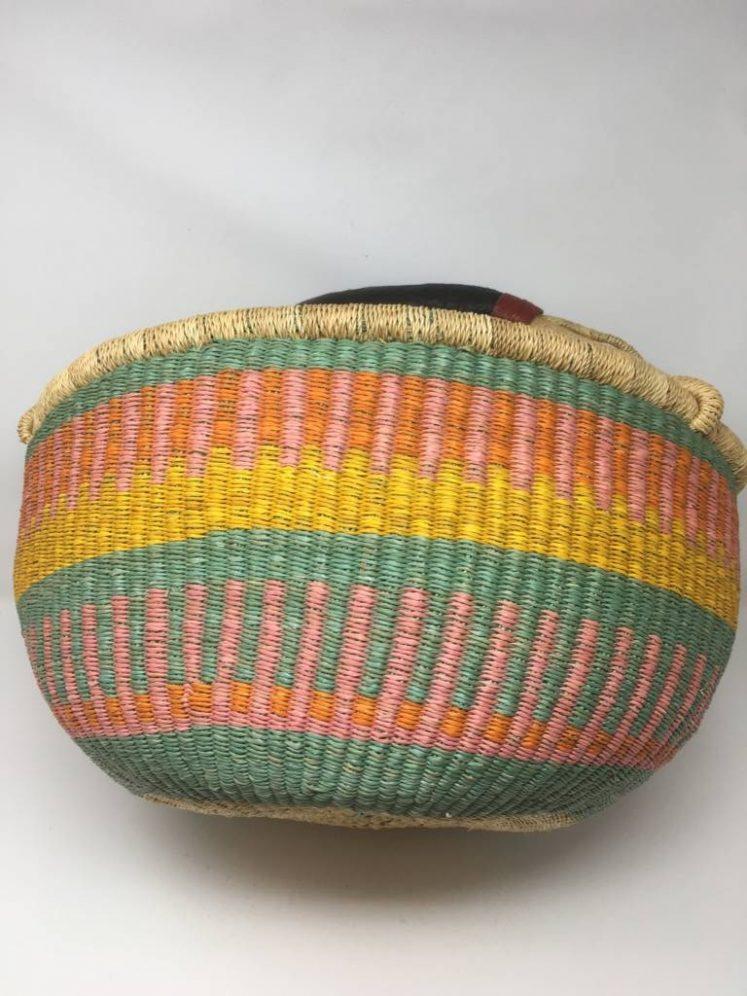Large Bolga Basket 102