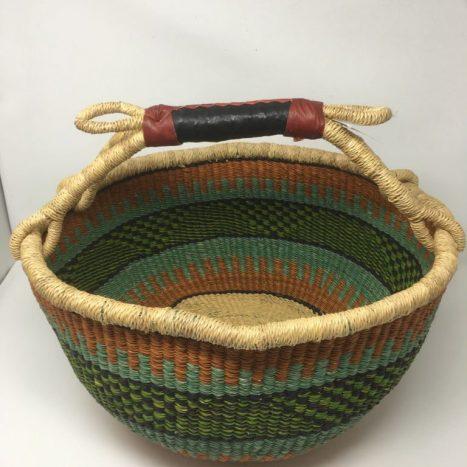 Large Bolga Basket 104
