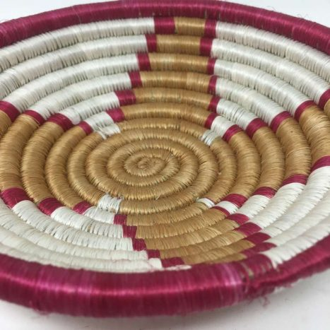 Rwandan Baskets – Bowl RWB 15
