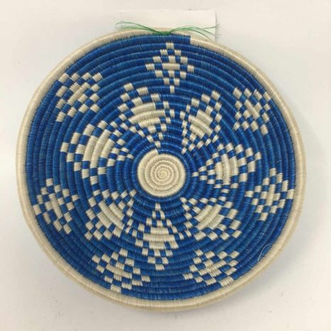 Rwandan Baskets – Bowl RWB8