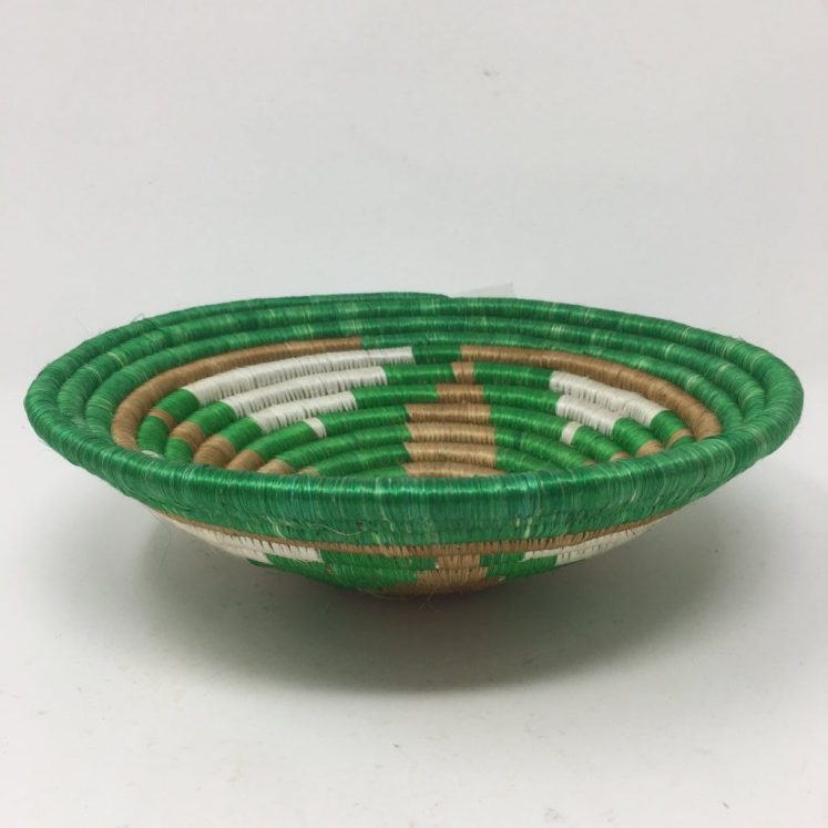 Rwandan Baskets – Bowl RWB13