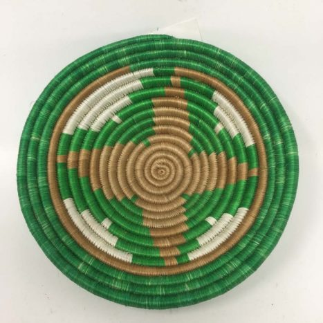 Rwandan Baskets – Bowl RWB3