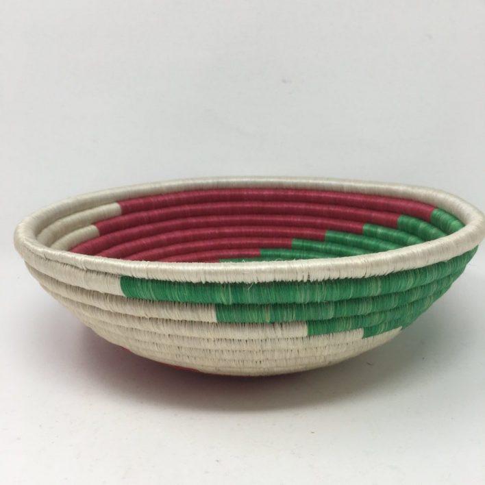 Rwandan Baskets – Bowl IJ8