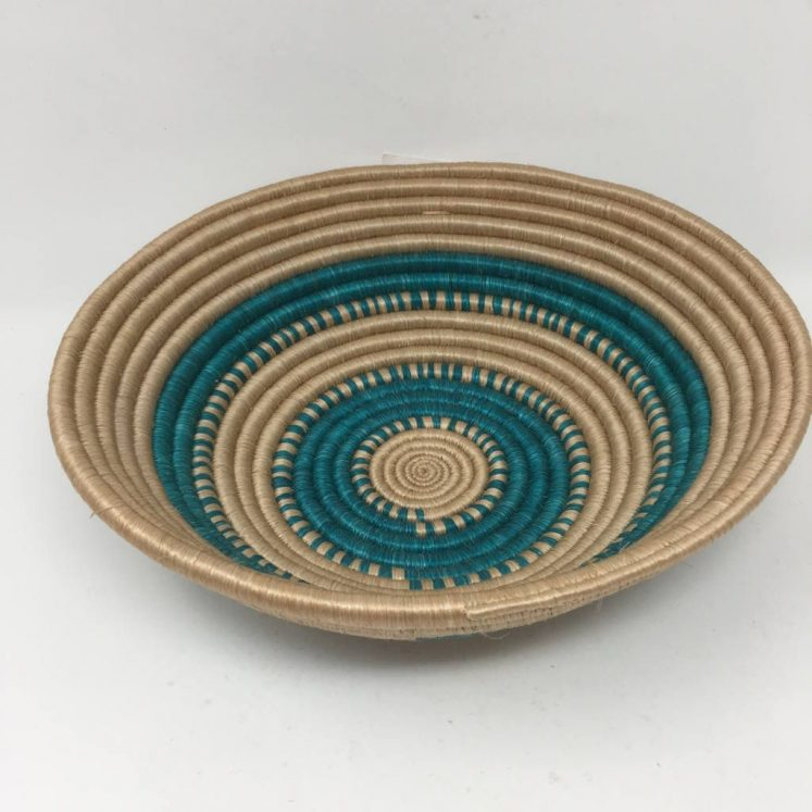 Rwandan Baskets – Bowl IJ10