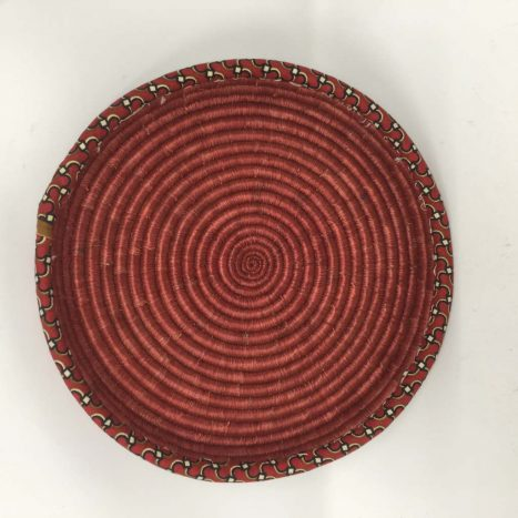 Rwandan Baskets – Platter RWP3