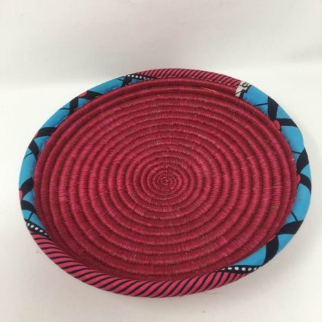 Rwandan Baskets – Platter RWP2