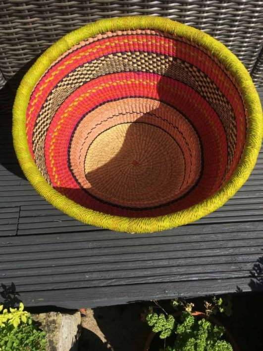 Drum Basket Extra Large Sassy