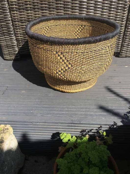 Drum Basket Extra Large Navy
