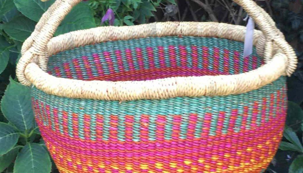Small Bolga Basket 113