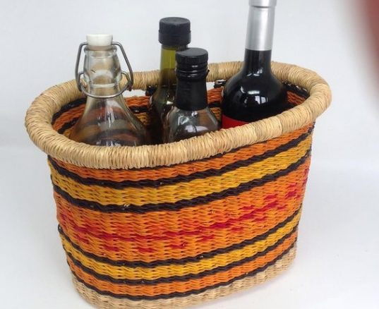 Home Decorating Ideas 2 – Using baskets in the Kitchen