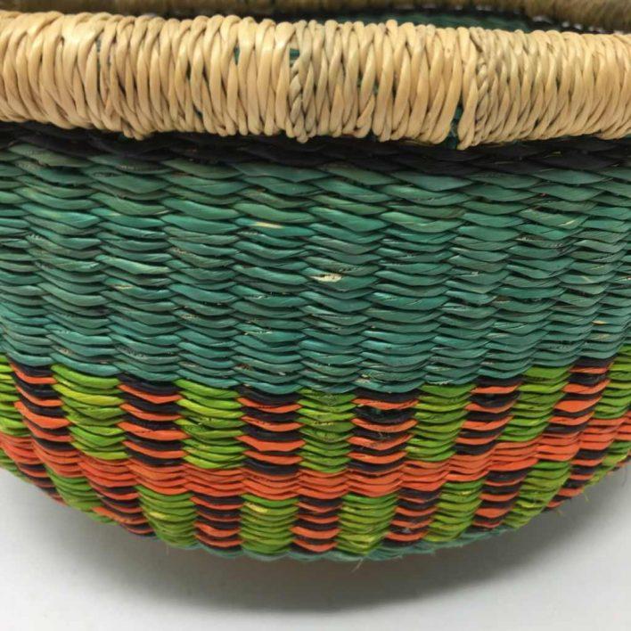 Medium Bolga Basket 107
