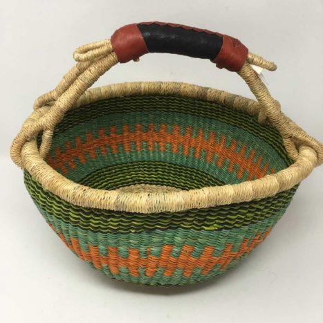 Medium Bolga Basket 106