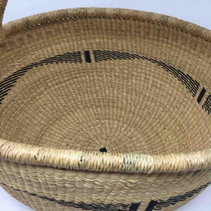 Large Bolga Basket 161