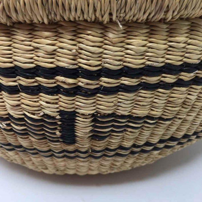 Large Bolga Basket 162